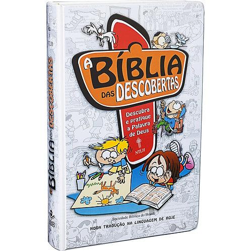 Bíblia das descobertas NTLH azul