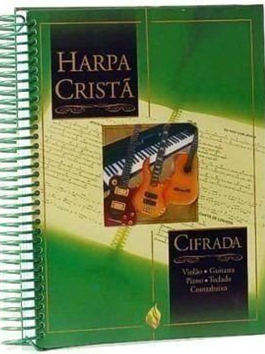 Harpa Cristã cifrada