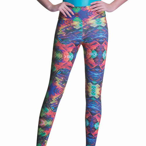 Legging Longa Estampa Digital