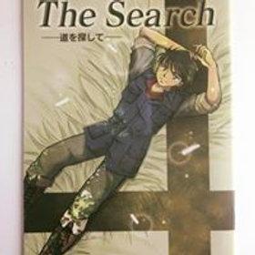 Panfleto 4 leis espirituais em japones manga