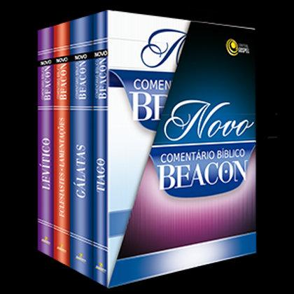 NOVO COMENTARIO BIBLICO BEACON - BOX 2