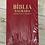 Thumbnail: Bíblia revista e atualizada vermelha