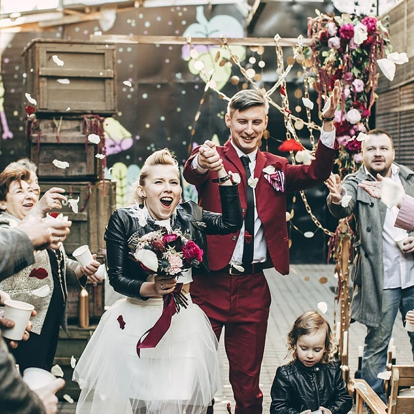 Свадебный лофт