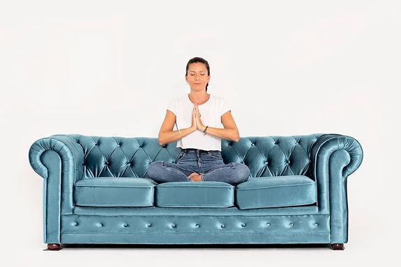 Aprendiendo a meditar...