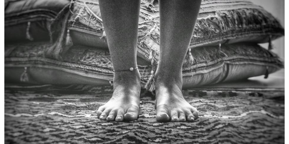 Taller Mensual de Meditación, sanando el chacra Raiz (1)