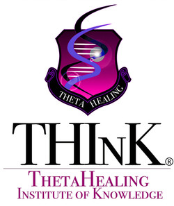 Purple and Pink logo