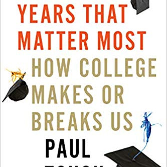 New Book on College