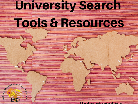 University Search Tools & Resources