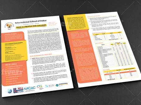 2020-21 ISD Profile for Universities