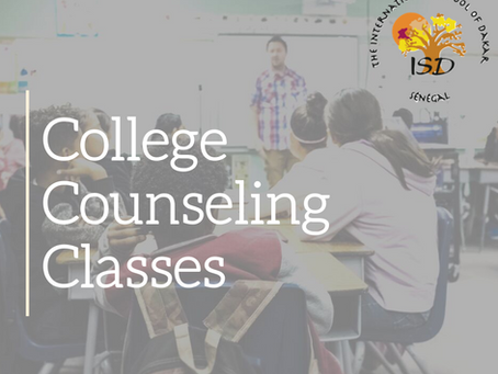 G11 College Counseling Class #2