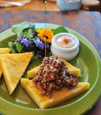 Hagar's Lentil Dish
