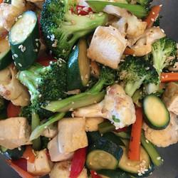 Tofu & Veg Stir Fry