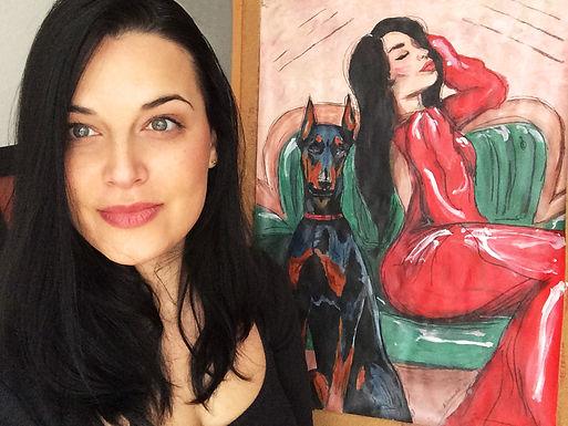 Portret: Tamara Mihailović