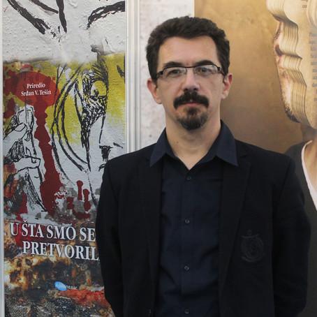 Srđan Tešin: Jezička ksenofobija je pošast koja ne može doneti ništa dobro