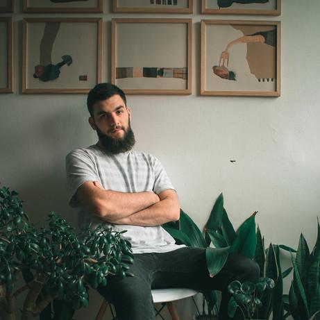 Portret: Filip Stefanović
