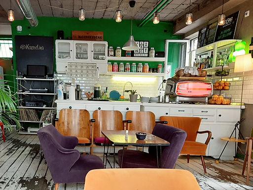 Putokaz: Kafe Kozmetičar