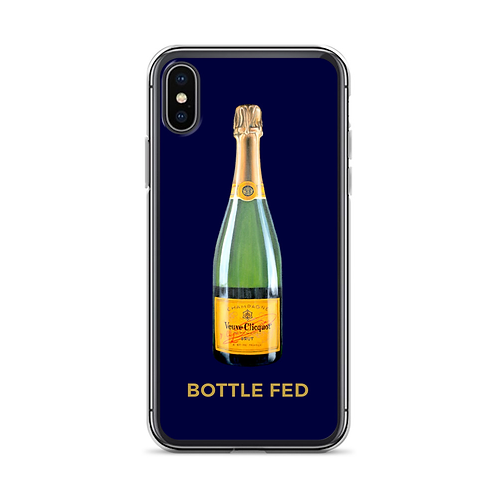 Bottle Fed: Veuve Phone Case