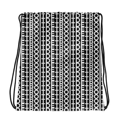 Detroit Drawstring Bag