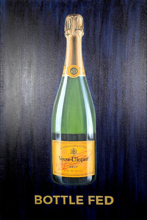 """""""Bottle Fed: Veuve"""""""
