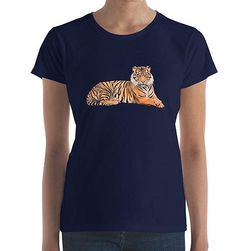 sara lutz art detroit tigers shirt tigress men women navy