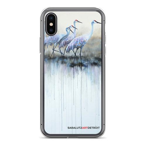 Sandhill Crane Phone Case