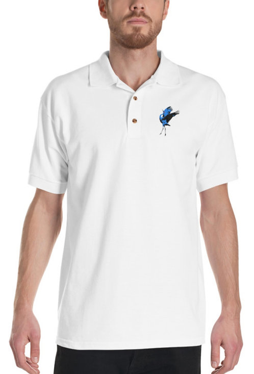 Men's FC Embroidered Polo