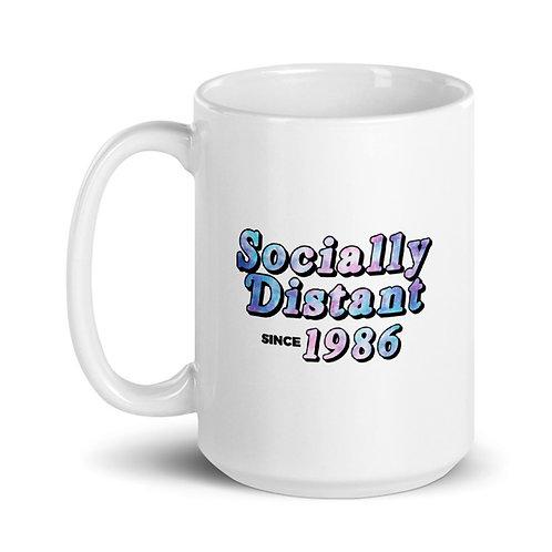 Socially Distant Mug