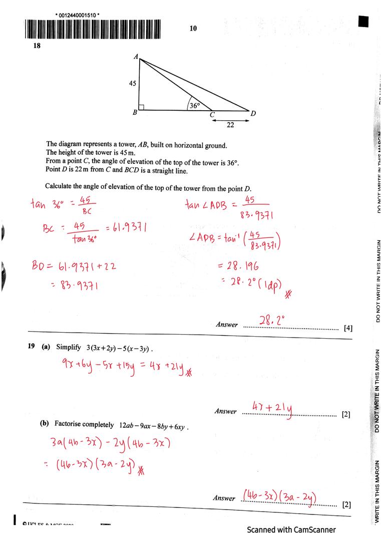 O Level Maths P1 Yr 2020_Ans Key-08.png
