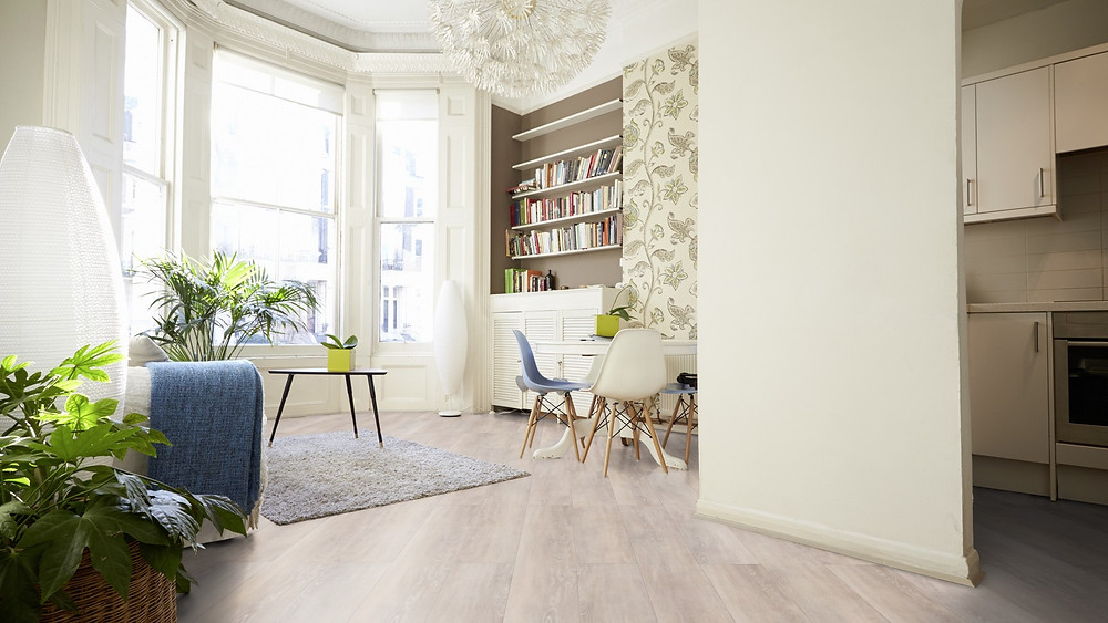 White Oak Flooring LVT Neobo