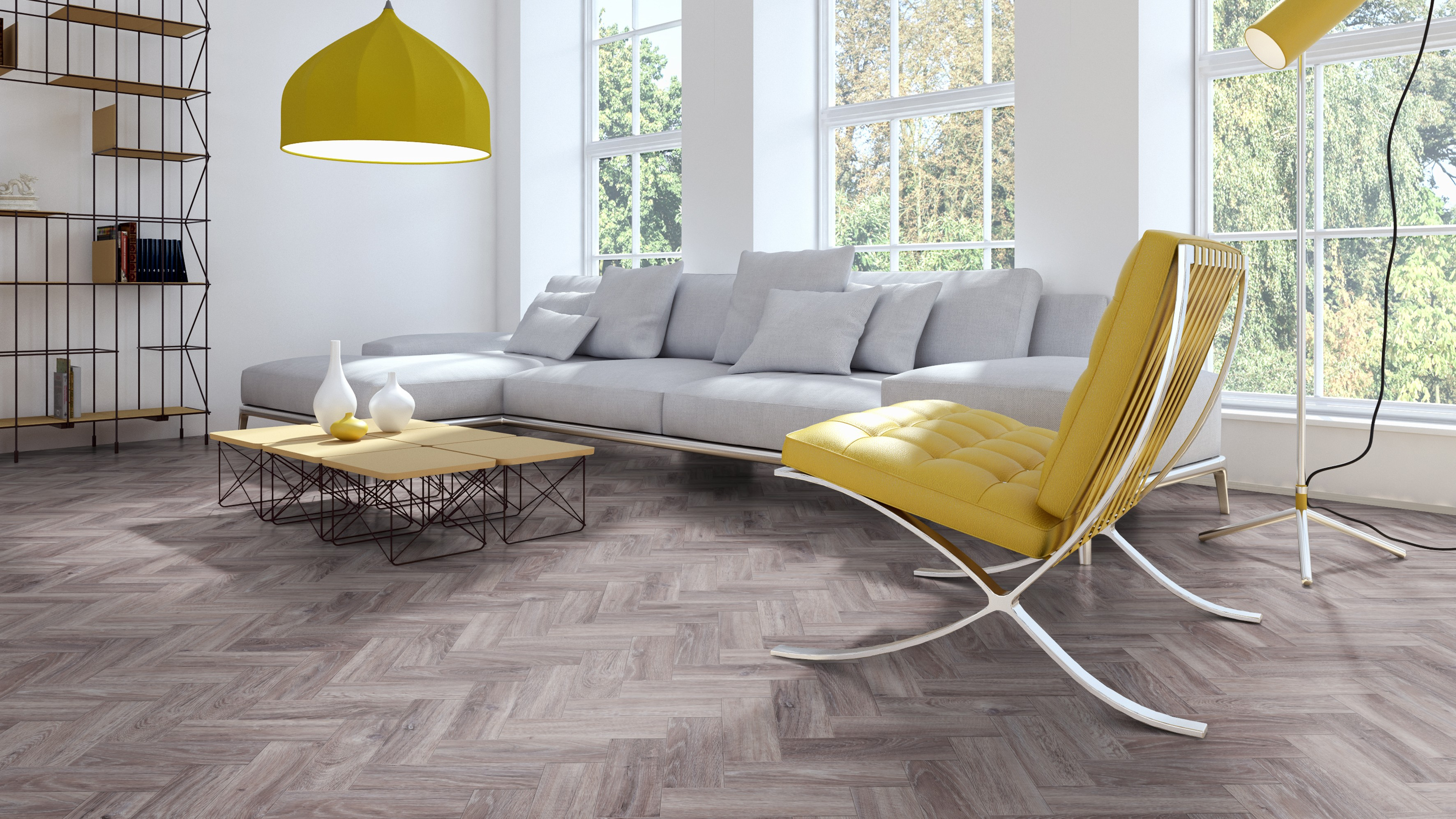 Salted Crystal Parquet
