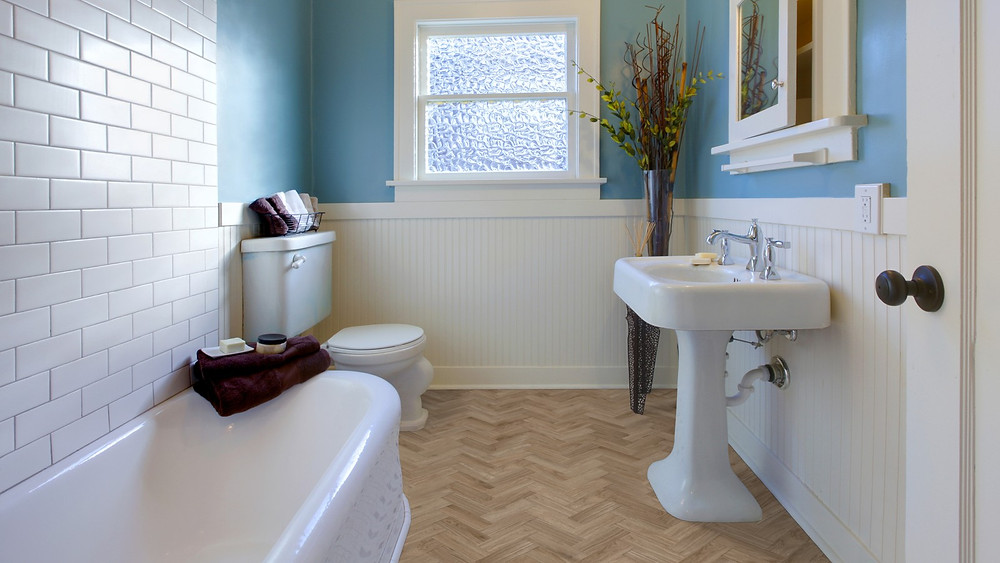 What is LVT (Bathroom)
