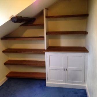 Cottage storage