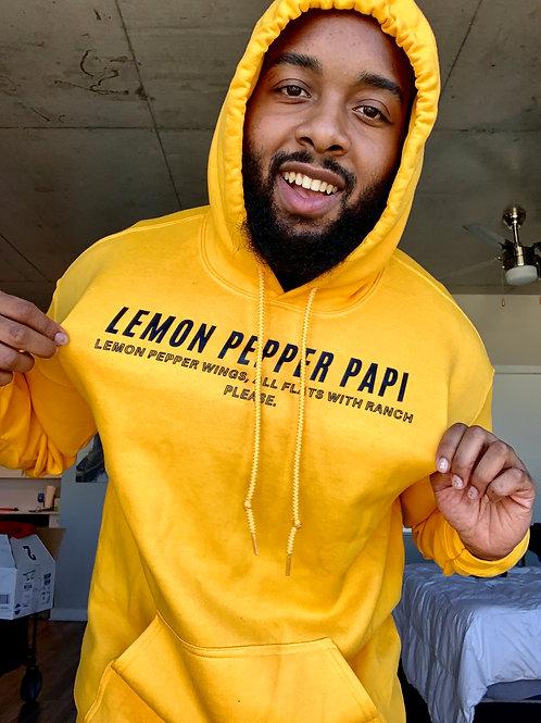 Lemon Pepper Papi Hoodie