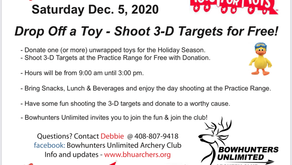 Toys for Tots - 3D shoot