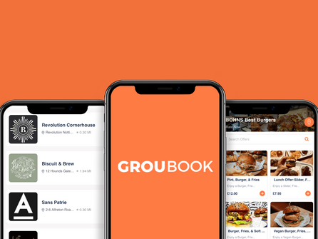 Groubook Announces New App Features