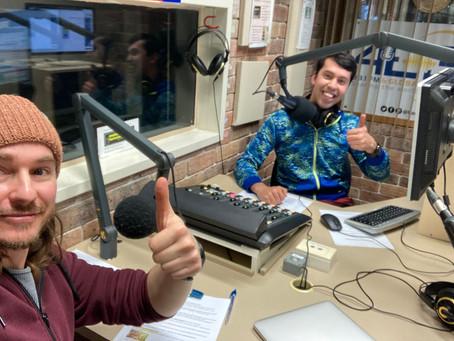 Community Radio with the great Anthony Tartaglia
