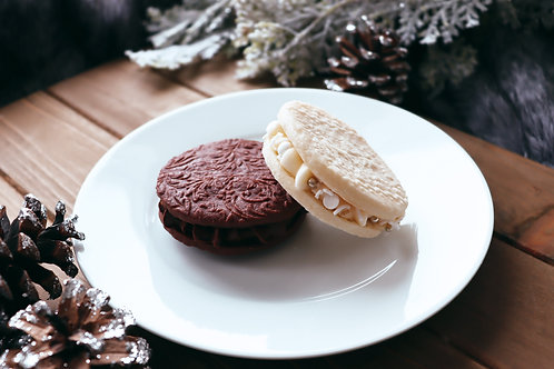 Holiday Cream Cookies