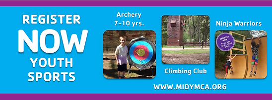 Register now for Archer, Climbing Club a