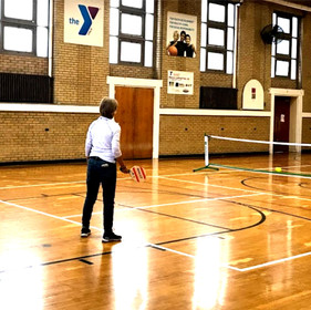 PICKLEBALL..IS HERE !! DROP IN on: Tuesday & Thursday 7am-10am