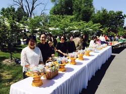งานเทศกาลอาหารและผลไม้ไทย 2560