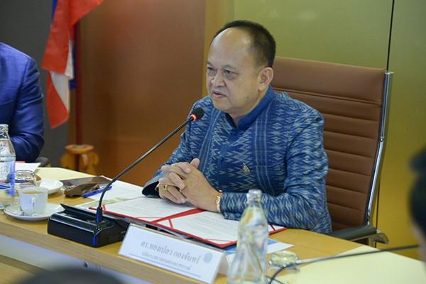 ปลัดเกษตรฯเป็นประธานการประชุมมอบนโยบายด้านเกษตรต่างประเทศ.jpg