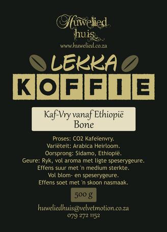 Lekka Kaf-Vry Bone 500g