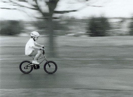 Itty Bitty Biker