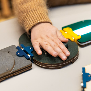 Learning matters: rubbing