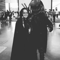 Comicpalooza had me at Predator!