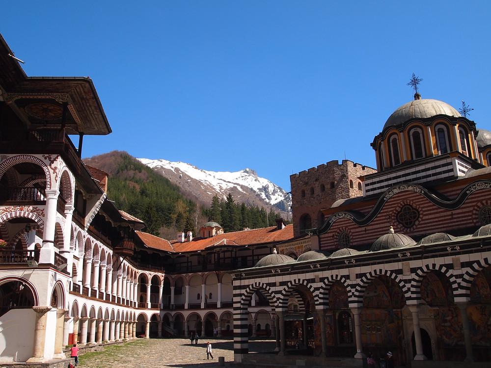 Guided tour Rila monastery