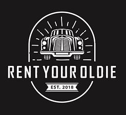 Logo rent your oldie