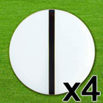 AimPro Ball Markers - Foursome Package