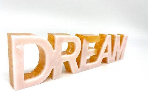 """""""DREAM"""" - resin"""