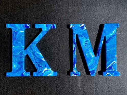 "SOLD. ""K & M"""